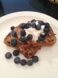 Skinny Cinnamon Raisin French Toast