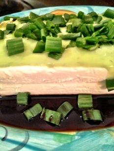 Wasabi Cream Cheese Dip