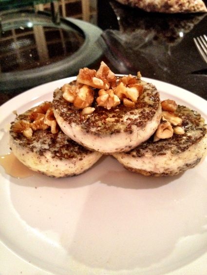 Omega-packed Egg White Muffins