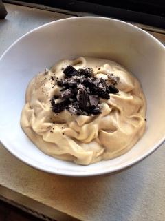 Cookies & Cream Banana Ice Cream