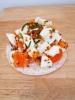 Red Pepper Egg White Salad