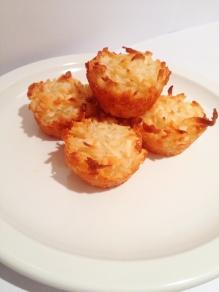Coconut Maca Macaroons