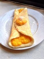 Mango Lassi Crepe