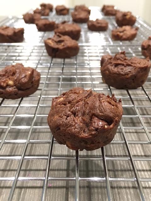brownie bite 1